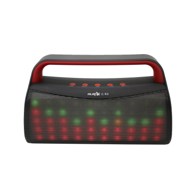 C-93 LED night light Bluetooth Speaker
