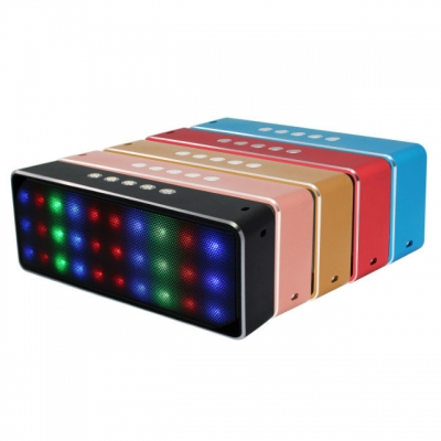 C-323 LED night light Bluetooth Speaker