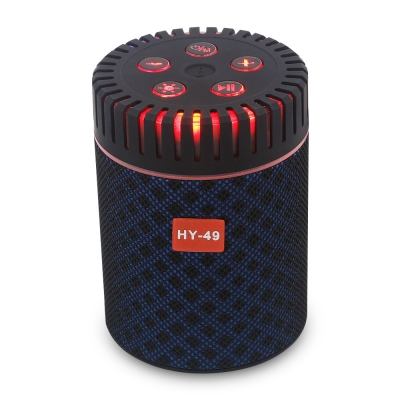 HY-49 Bluetooth Speaker with LED flash light